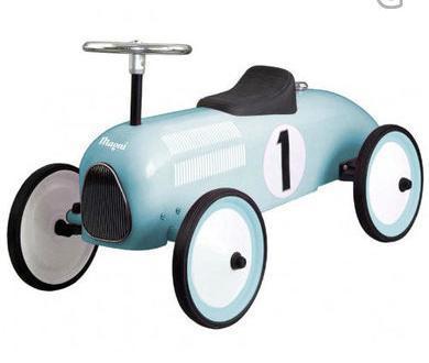 Mini speeders classic racer