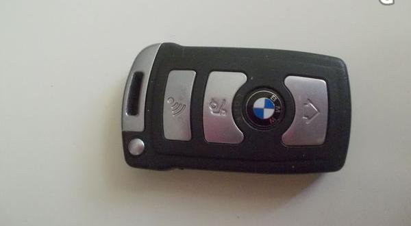BMW elektronisk dörrnyckel