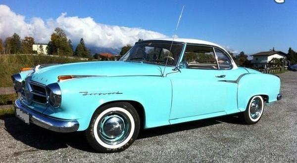 Borgward Isabella Coupe Ts