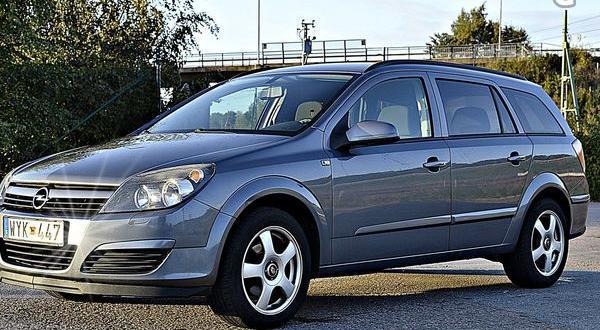 Opel Astra Enjoy 1.6 kombi 2005