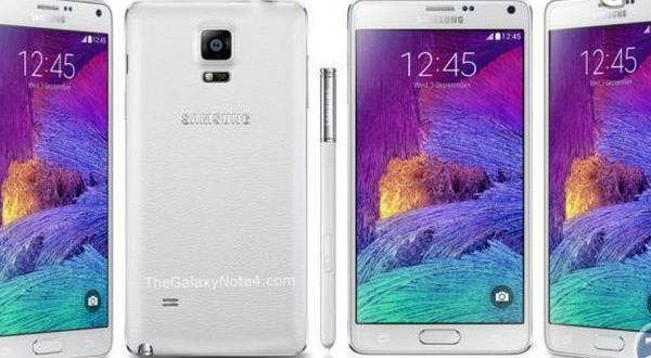 ORIGINAL KOREANSK SAMSUNG GADLAXY note 4 32GB