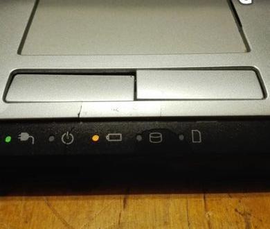 Toshiba L300 (Defekt)