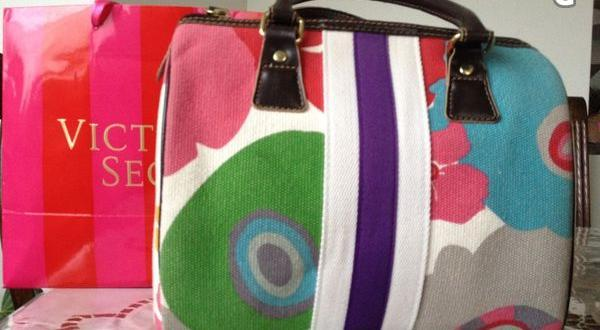 Victoria Secret väska 500 kr i Stockholm säljes