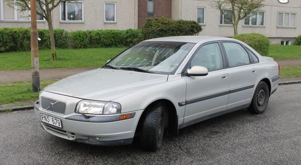 VOLVO S80 Bes t.o.m. 16-01-31